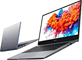 HONOR MagicBook 14 Laptop, 35,56cm (14 Zoll), Full HD IPS, 256 GB PCIe SSD, 8 GB RAM, AMD Ryzen 5 3500U, Fingerabdrucksensor, Deutsches QWERTZ-Layout, Windows 10 Home - Space Grey