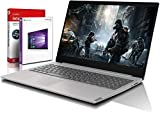 Lenovo (FullHD 15,6 Zoll) Gaming Notebook (AMD Ryzen™ 5 3500U 8-Thread CPU, 3.7 GHz, 8GB DDR4, 512 GB SSD, Radeon™ Vega 8, DVD±RW, HDMI, BT, USB 3.0, WLAN, Windows 10 Prof. 64, MS Office) #6460